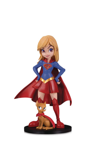 DC Artists Alley Supergirl by Zullo Vinyl Figure