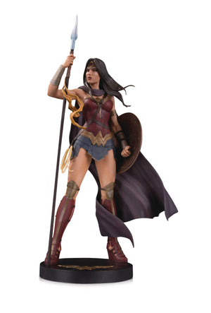 DC Designer Series Wonder Woman by Jenny Frison Statue