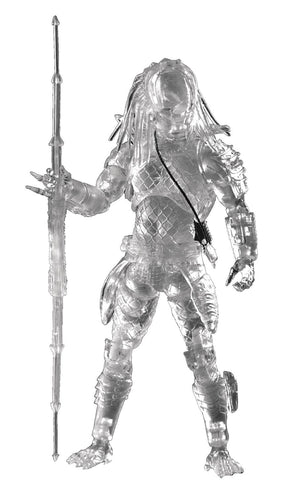 Predator 2 Invisible City Hunter Px 1/18 Scale Figure