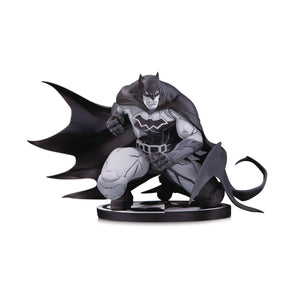 Batman Black & White Statue By Joe Madureira