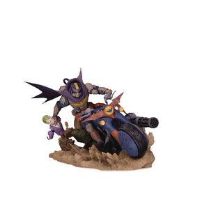 DC Engines of Chaos Batman Statue