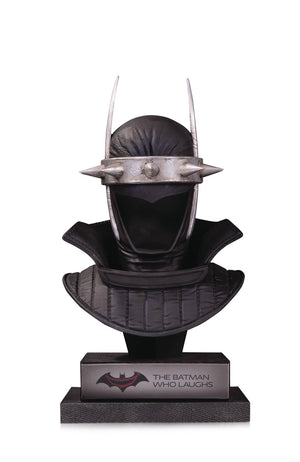 DC Gallery Batman Who Laughs Cowl
