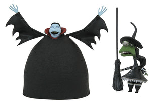 Short Vampire with Short Witch - Nightmare Before Christmas Select Series 8