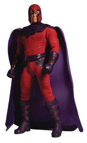 One-12 Collective Marvel Magneto Action Figure
