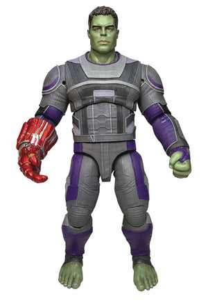 Marvel Select Avengers Endgame Hero Suit Hulk