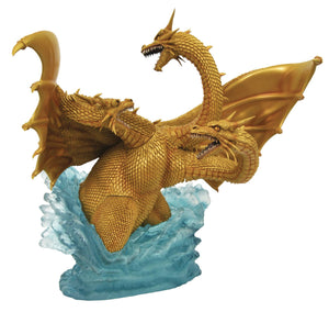 Godzilla Gallery 1991 King Ghidorah Deluxe Pvc Fig