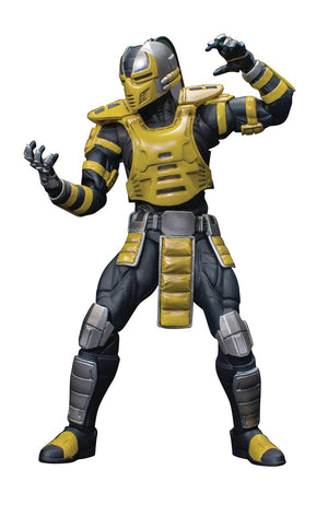 Storm Collectibles Mortal Kombat Cyrax