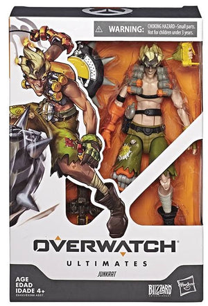 "Junkrat - Overwatch Ultimates 6"" Action Figure"