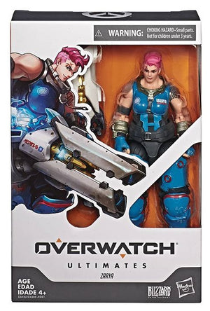 "Zarya - Overwatch Ultimates 6"" Action Figure"