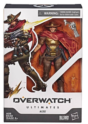 "McCree - Overwatch Ultimates 6"" Action Figure"