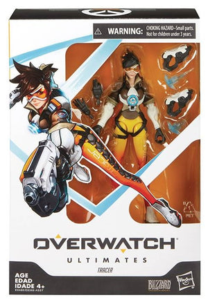 "Tracer - Overwatch Ultimates 6"" Action Figure"