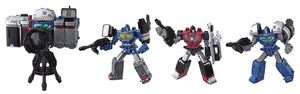 Transformers Generations War for Cybertron Refraktor Deluxe 3 Pack