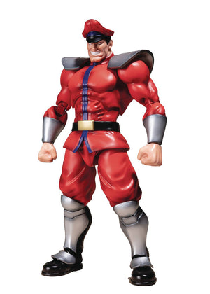 Street Fighter M Bison S.H.Figuarts