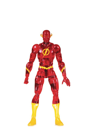 DC Essentials Flash Speed Force