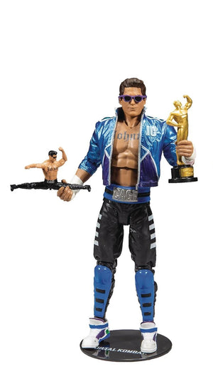 Mortal Kombat Johnny Cage 7In Action Figure Wave 2