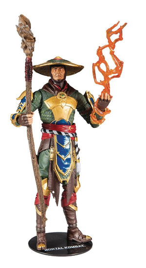 Mortal Kombat Raiden 7In Action Figure Wave 2