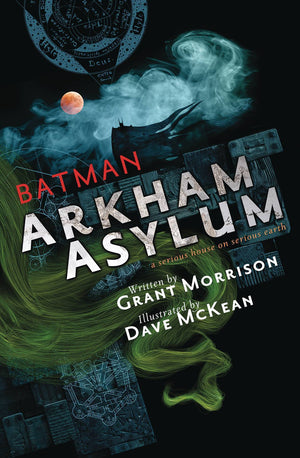Batman Arkham Asylum New Edition Tp (Res) (Mr)