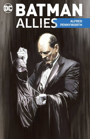 Batman Alfred Pennyworth Tp