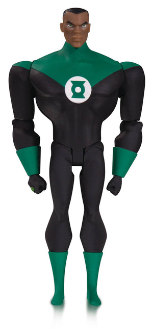 Justice League Animated Green Lantern John Stewart