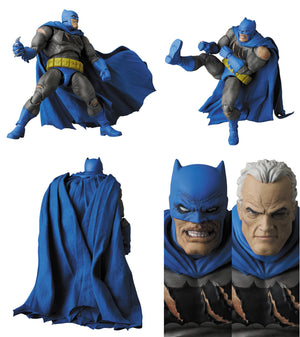 The Dark Knight Returns Triumphant Batman Mafex