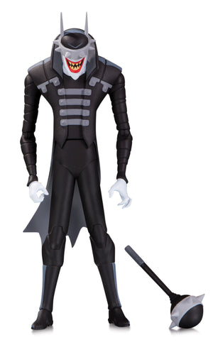 Batman Adventures Continues Batman Who Laughs