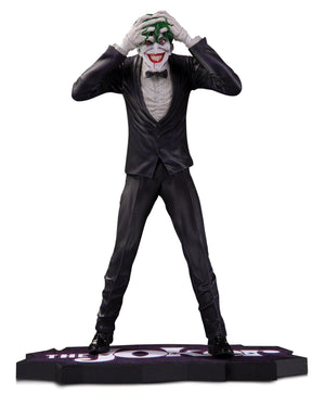 Joker Clown Prince Of Crime By Brian Bolland Statue
