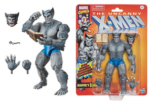 X-Men Legends Retro 6In Beast Variant