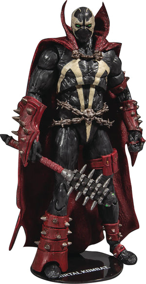 Spawn New Version - Mortal Kombat 7in Wave 2