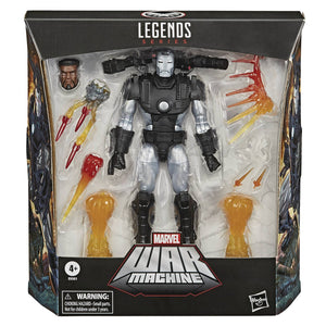 Marvel Legends Deluxe War Machine [Exclusive]