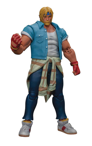 "Axel Stone ""Streets of Rage 4"", Storm Collectibles 1/12 Action Figure"