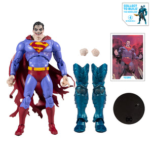 Superman Infected - DC Multiverse Collector Wave 2 (The Merciless BAF)
