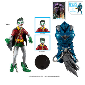 Robin Crow - DC Multiverse Collector Wave 2 (The Merciless BAF)