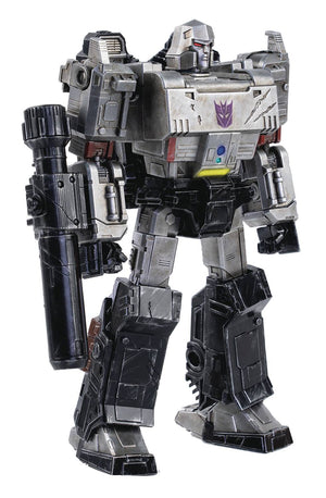 Transformers War For Cybertron Megatron Dlx Scale Figure
