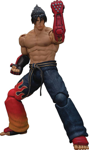 "Jin Kazama ""Tekken 7"", Storm Collectibles 1/12 Action Figure"