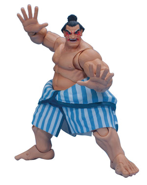 "E. Honda (Nostalgia Costume) ""Street Fighter V"", Storm Collectibles 1/12 Action Figure"