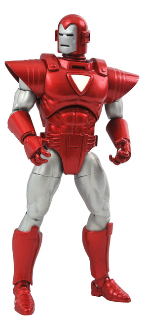 Marvel Select Marvel Now Silver Centurion Iron Man