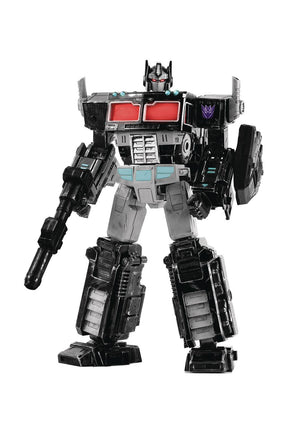 Transformers War For Cybertron Nemesis Prime Px Dlx Figure