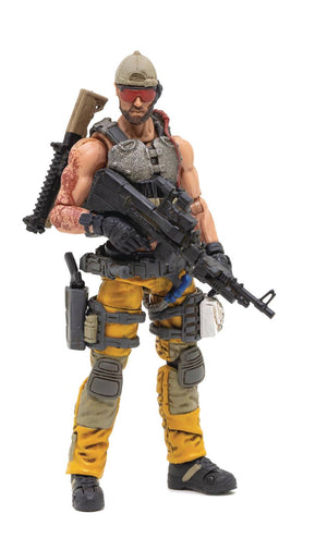 Joy Toy Cia South Africa Bounty Hunter 1/18 Figure