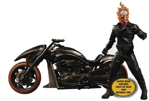 One-12 Collective Marvel Ghost Rider & Hell Cycle