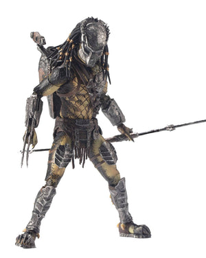 AVP 2 Wolf Predator Px 1/18 Scale Action Figure