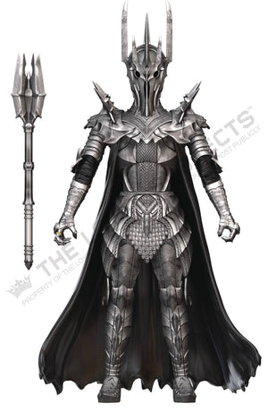 Bst Axn Lord Of The Rings Sauron 5In Action Figure