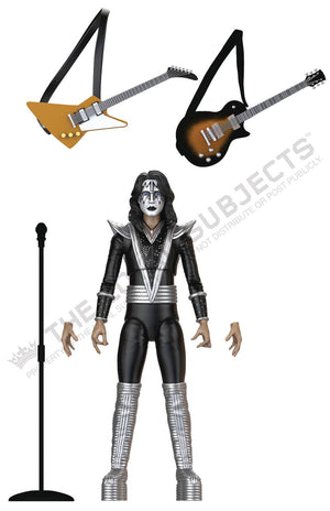 Bst Axn Kiss The Spaceman 5In Action Figure