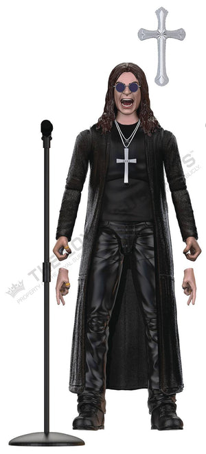 Bst Axn Ozzy Osbourne 5In Action Figure