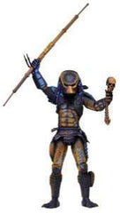 "Predator 2 - 7"" Scale Action Figure - City Hunter (Video Game Appearance)"