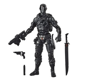 Snake Eyes - G.I. Joe Classified Series Wave 1