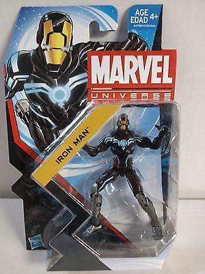 Marvel Universe 2013 Wave 3 / Wave 24 - Space Suit / Black and White Iron Man