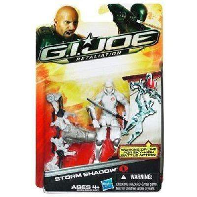 GI Joe Retaliation Storm Shadow Wave 4 / Wave 5