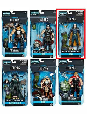 Loki - Thor Ragnarok Marvel Legends Wave 1