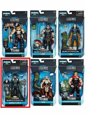 Hela - Thor Ragnarok Marvel Legends Wave 1