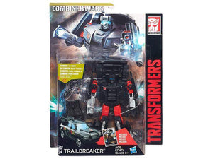 Trailbreaker - Transformers Generations Combiner Wars Deluxe Wave 6